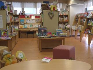 被災した絵本図書館を、親と子の憩いの図書館として再建したい