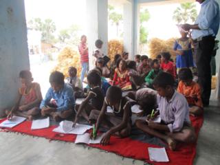 インド最貧州で持続可能な学校を目指してゲストハウス建設に臨む