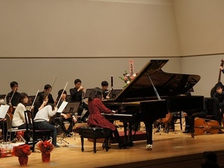 若い演奏家の活躍の場。第2回ピアノ協奏曲フェスティバル開催!