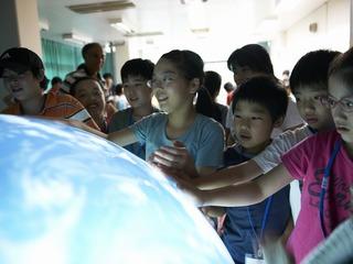 福島の子どもたちに笑顔を~アカデミーキャンプ 2012夏~