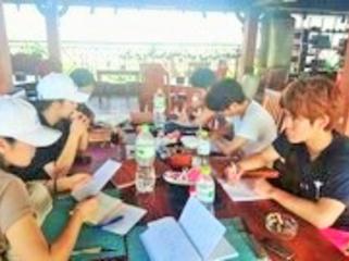 72hでビジネスを立ち上げ!  高校生の挑戦 inカンボジア