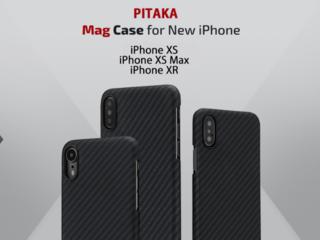 日本未発売!PITAKA最新iPhoneケース先行販売!