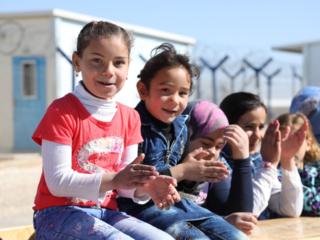 シリア難民キャンプの子どもたちの教育と居場所を守りたい!