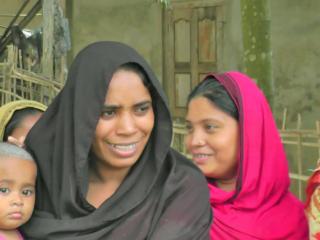 ロヒンギャ難民を支えるバングラデシュ女性の生活を改善したい!