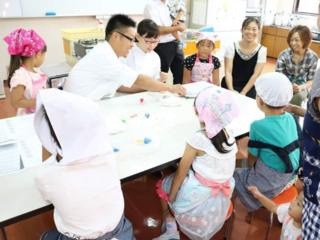親子の絆を深めるお菓子教室「夢ケーキ」を岡山で企画したい