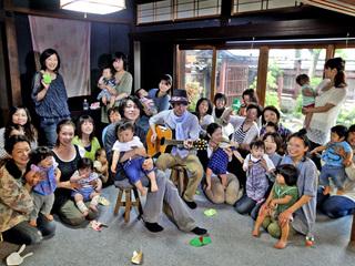 参加者・舞台の作り手皆が主役の音楽祭を琵琶湖・滋賀で行いたい
