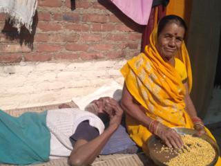 《インド》脳梗塞で倒れた父に代わって、先祖の土地を守りたい!