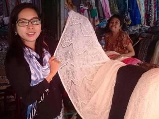 伝統のシルク産業を次世代に繋ぐため、女性起業家が立ち上がる!