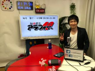 都内のFMラジオ番組のスポンサー様を限定募集です。