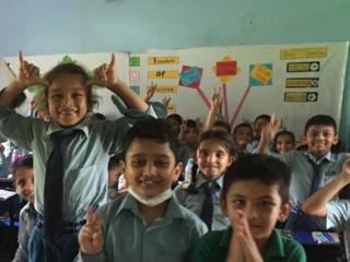 ネパールで行う交流と支援。子供たちに笑顔を届けるプロジェクト