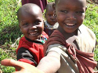 タンザニアのストリートチルドレンに勉強や食文化を教えたい!