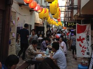福島の夜明けをここから!!飲食店街空き店舗に起業家恊働スペースを創る