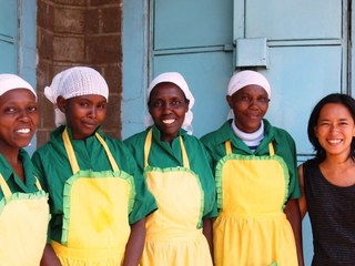マンゴー加工でケニア半乾燥地域の人々の暮らしをより豊かに!