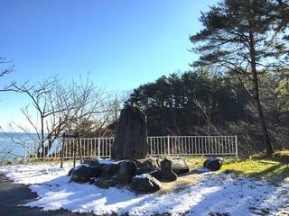 津波被で被災した三陸鉄道「大槌駅」に宮沢賢治の詩碑を建てたい