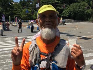 74歳、日本一周120日間7000㎞ラン&ウォーク