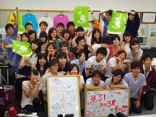 学生ボランティアを東北、日本全国へ。今年も延べ3千人を派遣!
