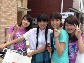 東北の熱い女子高生を神戸へ!想いを伝えるイベントを開催したい