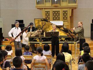 本場の音楽を子ども達に。秋田県横手市にチェンバロを届けたい!