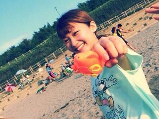 新潟の海で水かけ祭り・水風船大会&音楽イベントを実施したい!