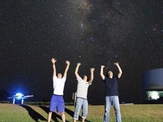 世界初!2億個の星を再現した移動式プラネタリウムを作りたい!