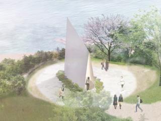 3.11を忘れない。気仙沼市の新しいシンボル「祈りの帆」の建立へ