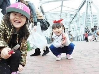 ママと子どもと社会をつなぐ!「親子GOMI拾いプロジェクト」