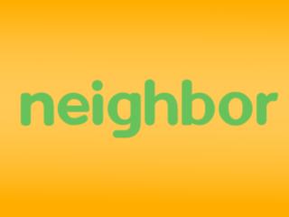 近所に音声のメッセージを配信するアプリneighborの宣伝