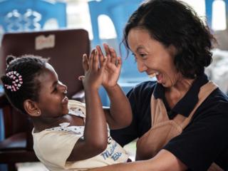 ケニアの障がい児を新たな光に! 笑顔あふれる場所をつくりたい