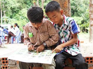 消えゆく自然の知恵を記録したい!「カンボジア伝統医療」を本に