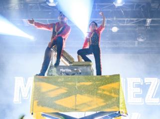 世界トップレベルと認められたサーカス兄弟が世界の舞台へ!