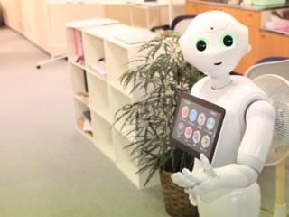 障がい児通所施設に革新を。世界で先進的な療育用ロボットアプリ
