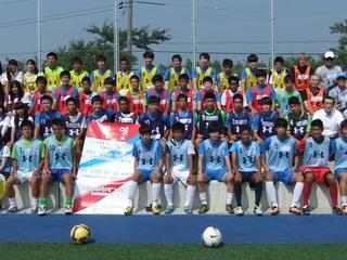 日韓高校生サッカー交流を通して地方創生につなげたい!