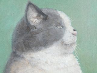 絵本「かなしきデブ猫ちゃん」を被災した愛媛の学校に届けるゼ!