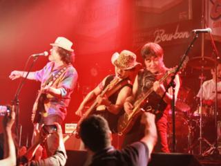 アラ還のアマチュアロックバンドがイギリス遠征をゲット!