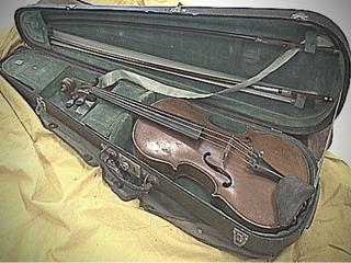 戦没作曲家・紺野陽吉のバイオリンと音色を山形でもう一度!
