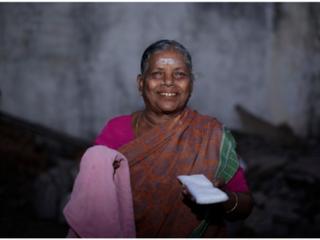 ナプキンをフィリピン農村部の女性に届けるプロジェクト