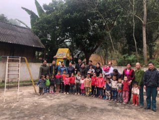 青森から海外実習生への恩返し。ベトナムの幼稚園を増改築したい