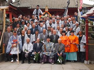 震災から8年 未だ手付かずの石巻市明神社。大鳥居修復にお力を。