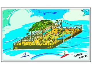 指宿港海岸で海上アミューズメント「SUMMER BREEZE」開催!