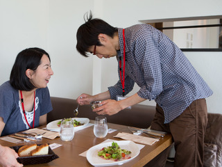 パパが家事育児の楽しさを体験するイベント!家族の絆レストラン