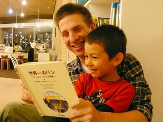 小布施生まれのありがとうの絵本『世界一のパン』を未来へ世界へ
