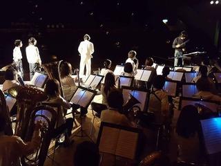 オリジナルで作った音楽劇を開催し、総合芸術の魅力を伝えたい