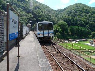 島根県・JR三江線の存続の願いをイルミネーションで伝えたい!