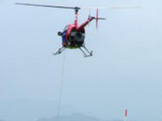 ヘリコプターの操縦資格を取るために!