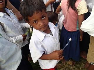 カンボジアで看護学生として衛生物品を届け、健康教育をしたい!