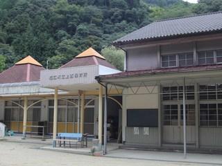 香川県の塩江町で廃校を利用した音楽イベントを開催します!
