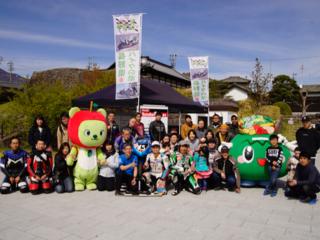 長野県のライダーの夢を載せて8時間耐久を走ります!