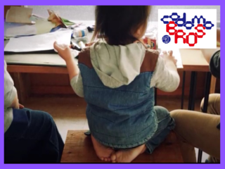 子どものアート専門チャンネル配信のPR動画とHPをつくりたい!