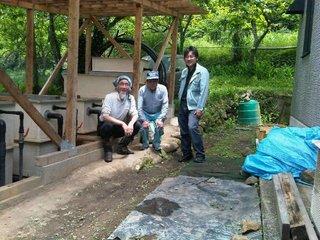 水道整備から見放された限界集落の水確保の支援を行いたい。