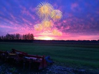 子どもたちに地元で花火を見る機会を!芽室花火大会を復活へ。